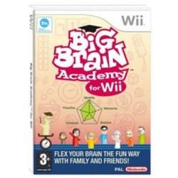 Big Brain Academy for Wii Nintendo Wii