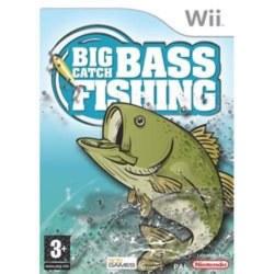 Big Catch Bass Fishing Nintendo Wii