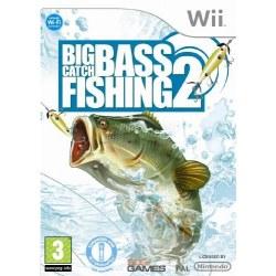 Big Catch Bass Fishing 2 Nintendo Wii
