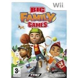 Big Family Games Nintendo Wii