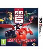 Big Hero 6 Battle in the Bay 3DS