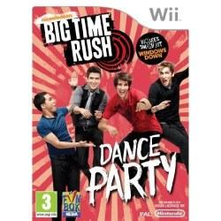 Big Time Rush Dance Party Nintendo Wii