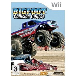 Bigfoot: Collision Course Nintendo Wii