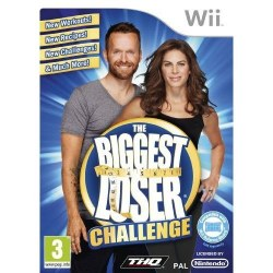 Biggest Loser Challenge Nintendo Wii