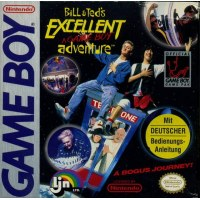 Bill & Teds Excellent Adventures Gameboy