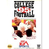 Bill Walsh College Football Megadrive