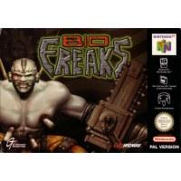 Bio freaks N64