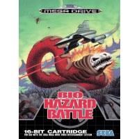 Bio Hazard Battle Megadrive