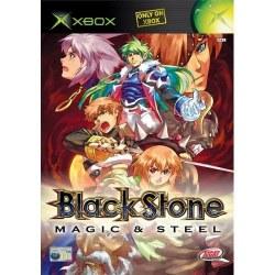 Blackstone Magic & Steel Xbox Original