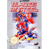 Blades of Steel NES