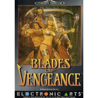 Blades of Vengeance Megadrive
