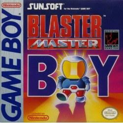 Blaster Master Boy Gameboy