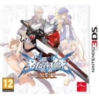 BlazBlue Continuum Shift II 3DS