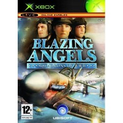 Blazing Angels Squadrons of WWII Xbox Original
