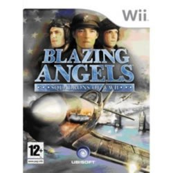 Blazing Angels Squadrons of WWII Nintendo Wii