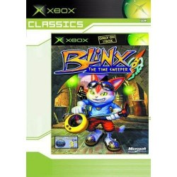 Blinx: The Time Sweeper Xbox Original