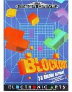 Blockout Megadrive