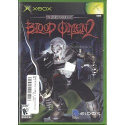 Blood Omen 2 Legacy of Kain Xbox Original