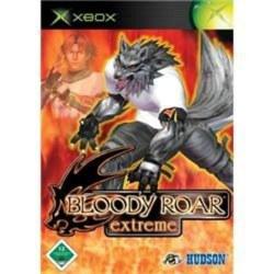 Bloody Roar Extreme Xbox Original