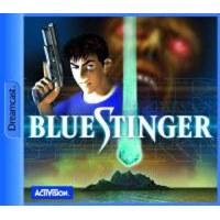 Blue Stinger Dreamcast