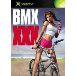 BMX XXX Xbox Original