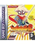 Boktai 2 Solar Boy Django Gameboy Advance