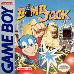 Bomb Jack Gameboy