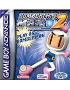 Bomberman Max 2 Blue Gameboy Advance