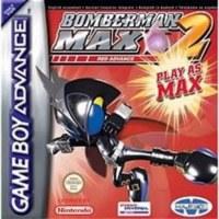 Bomberman Max 2 Red Gameboy Advance