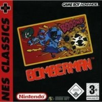 Bomberman NES Classic Gameboy Advance