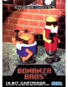 Bonanza Bros Megadrive