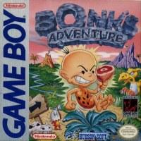 Bonk's Adventure Gameboy