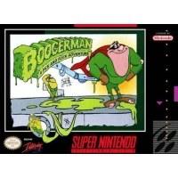 Boogerman SNES