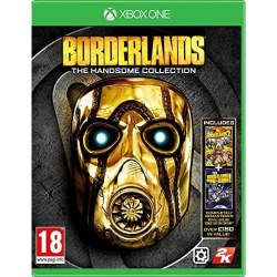 Borderlands: The Handsome...