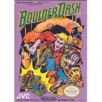 Boulder Dash NES