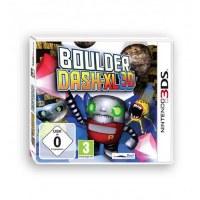 Boulder Dash-XL 3D 3DS
