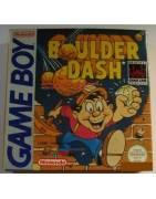 Boulderdash  (Original GB) Gameboy