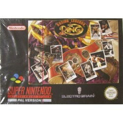 Boxing Legends of the Ring SNES