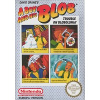 Boy and His Blob NES