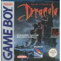 Bram Stokers Dracula Gameboy