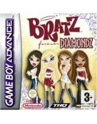 Bratz Forever Diamondz Gameboy Advance