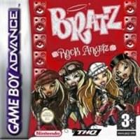 Bratz Rock Angelz Gameboy Advance