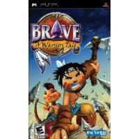 Brave A Warriors Tale PSP