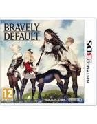 Bravely Default: Where the Fairy Flies 3DS