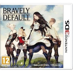 Bravely Default: Where the...