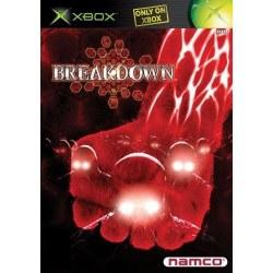 Breakdown Xbox Original