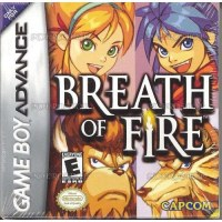 Breath of Fire 1 Gameboy Advance