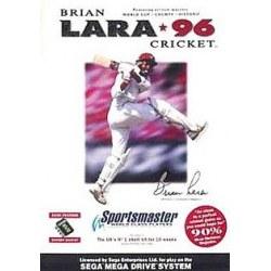 Brian Lara Cricket  96 Megadrive