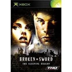 Broken Sword The Sleeping Dragon Xbox Original