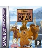 Brother Bear Gameboy Advance